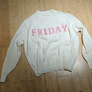 "Off-White ""Friday"" Jamara Pullover"